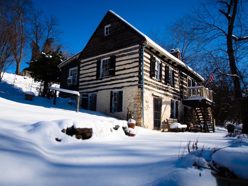 January Snow 0001