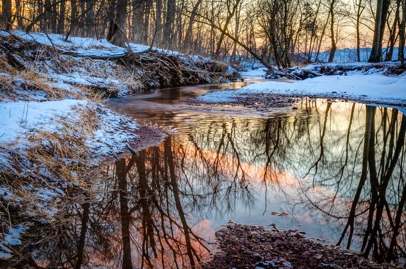 Suburban Creek 0084PXHDR-2